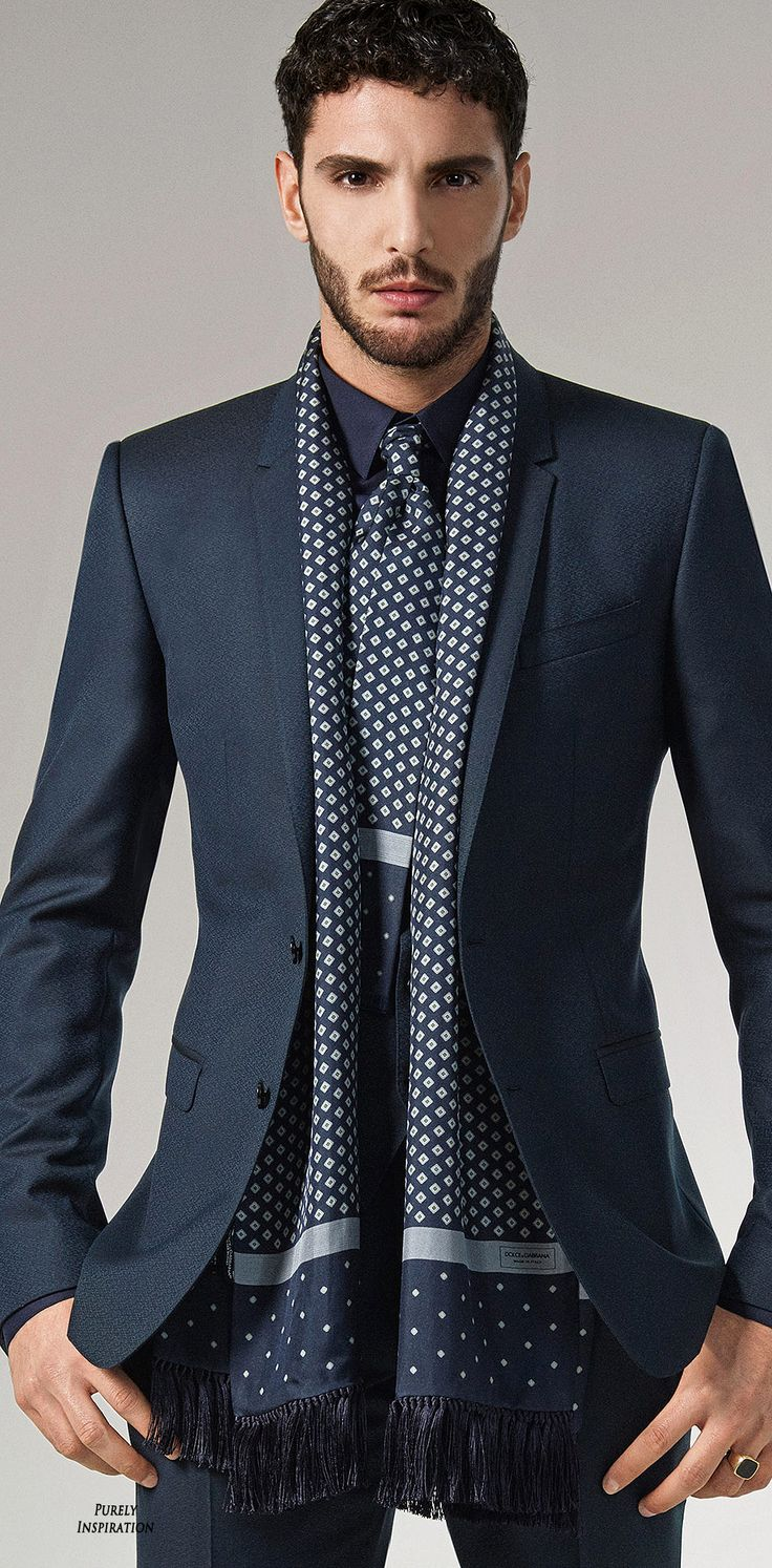 Scarfs Men Scarf And Casual On Pinterest Nice Scarves: Global Suit Trends(The Linen Scarf)