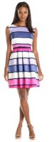 Spring Shopping Under $200 Julian Taylor Striped Dress