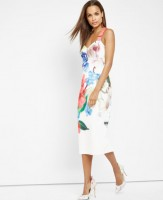 Gold Cup, Preakness, Kentucky Derby Looks, Ted Baker Forget Me Not Midi Dress