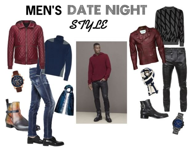 Men's Date Night Style