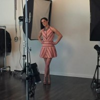 Divine Style, DC Modern Luxury spring fashion shoot model looks