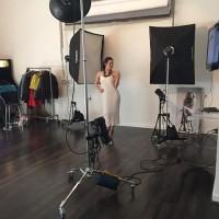 DC Modern Luxury Divine Style fashion shoot model look