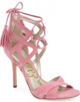 Spring Fashion Under $200 Sam Edelman Azela Tassel Sandal