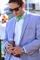 Men's Outfits Kentucky Derby Gold Cup, men's horse race accessories