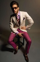 Sporty Styling Sport Coat, spring sport coat with pink pants