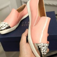 Spring's Top 5 Stylish Shoes, staurt weitzman pointy toe sneakers