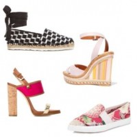 Spring's Stylish Updates, spring 2016 shoes