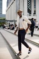 Top 5 Men's Summer Shoes, men's striped espadrilles