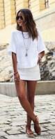 Espadrilles Summer 2016 Shoe, mini skirt and flat espadrilles