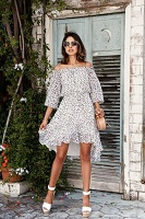 Espadrilles Summer 2016 Shoe, off the shoulder sundress and ankle wrap espadrilles new