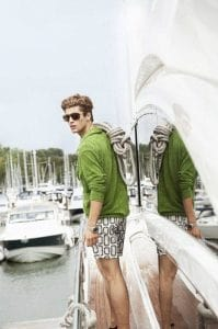6 must have's for men's summer style, print dock shorts