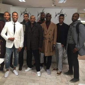 Fall 2015 Men's Fashion Show Lord & Taylor