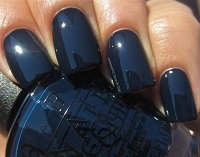 all nail polish trends 2016, navy polish
