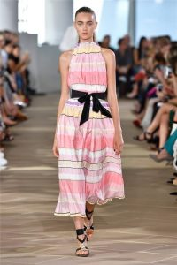 NYFW Spring Summer 2017 Trends pastel by Monique Lhuillier