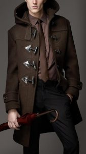 men's monochromatic outfit, men's brown outfit