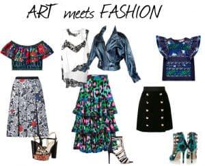 Art meets Fashion, Kenzo x H&M