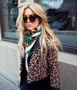 fall essentials, leopard topper, leopard cropped jacket over black leather jacket