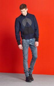 Men's Fall Jacket Trends, blue, black, gray bomber jacket