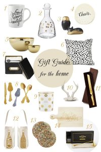 Cyber Monday Holiday Gift Guide for the home