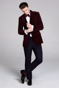 Men's holiday party outfits, black tie holiday affair