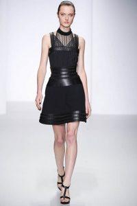 little black dress David Koma