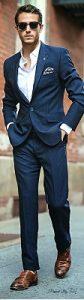 men's spring essentials, light or brighter color suits, men's fall blue suit