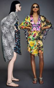 spring 2017 prints, pop culture prints, spring print dress