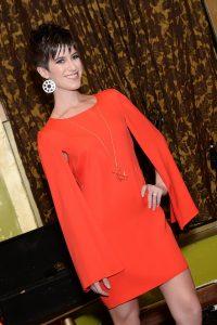 DC fashion blogger Baille Gelwicks wearing Ramy Brook