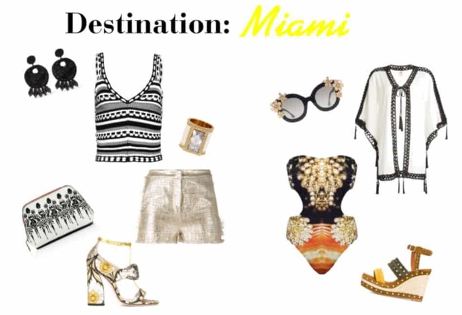 Memorial day outfits for Miami