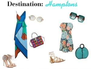 memorial day outfits for the Hamptons