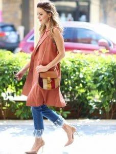 Summer Wardrobe Essentials, straight fringe hem jeans