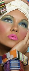 Beach Essentials-bold lip color that is protective