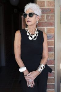 Style Essentials at Every Age, 60 year olds statement jewelry