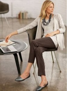 Stylish Looks for Over 50, casually chic outfit