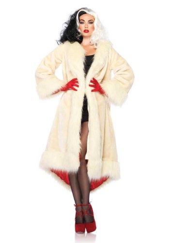 DIY Halloween Costumes...Cruella De Vil