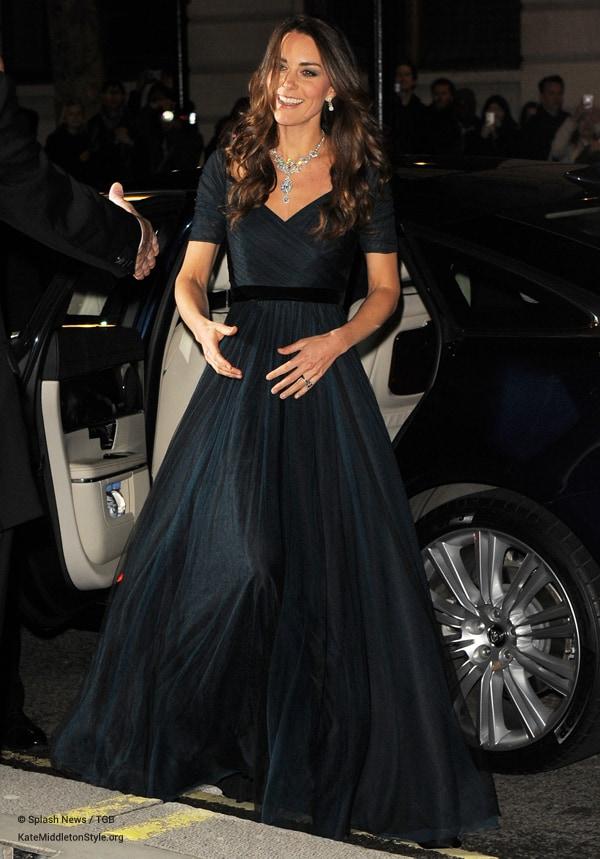 DIY Halloween Costume, Kate Middleton ball gown
