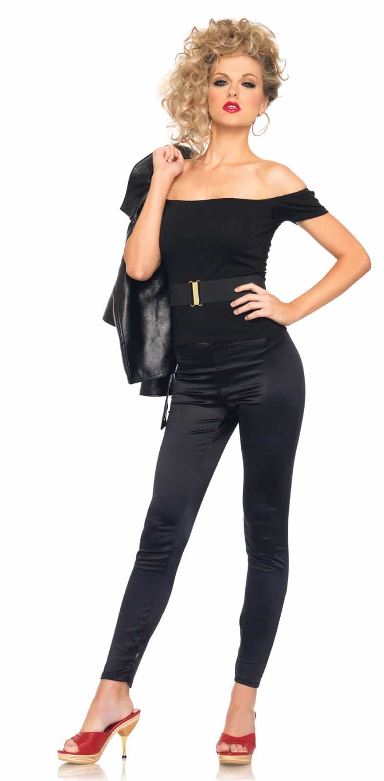 DIY Halloween costume, Sandy from Grease