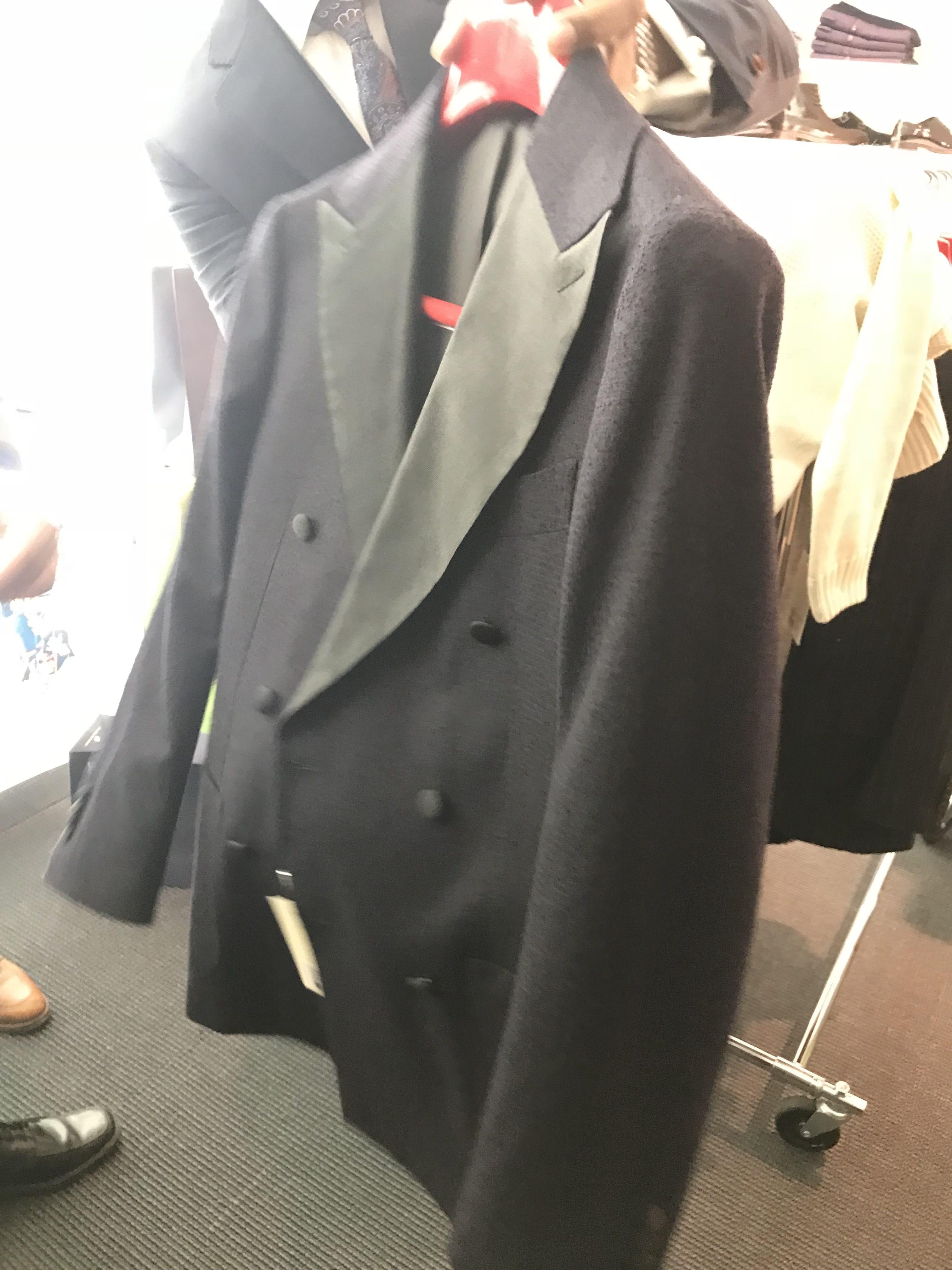 Men's Holiday Attire at SuitSupply, men's purple tuxedo
