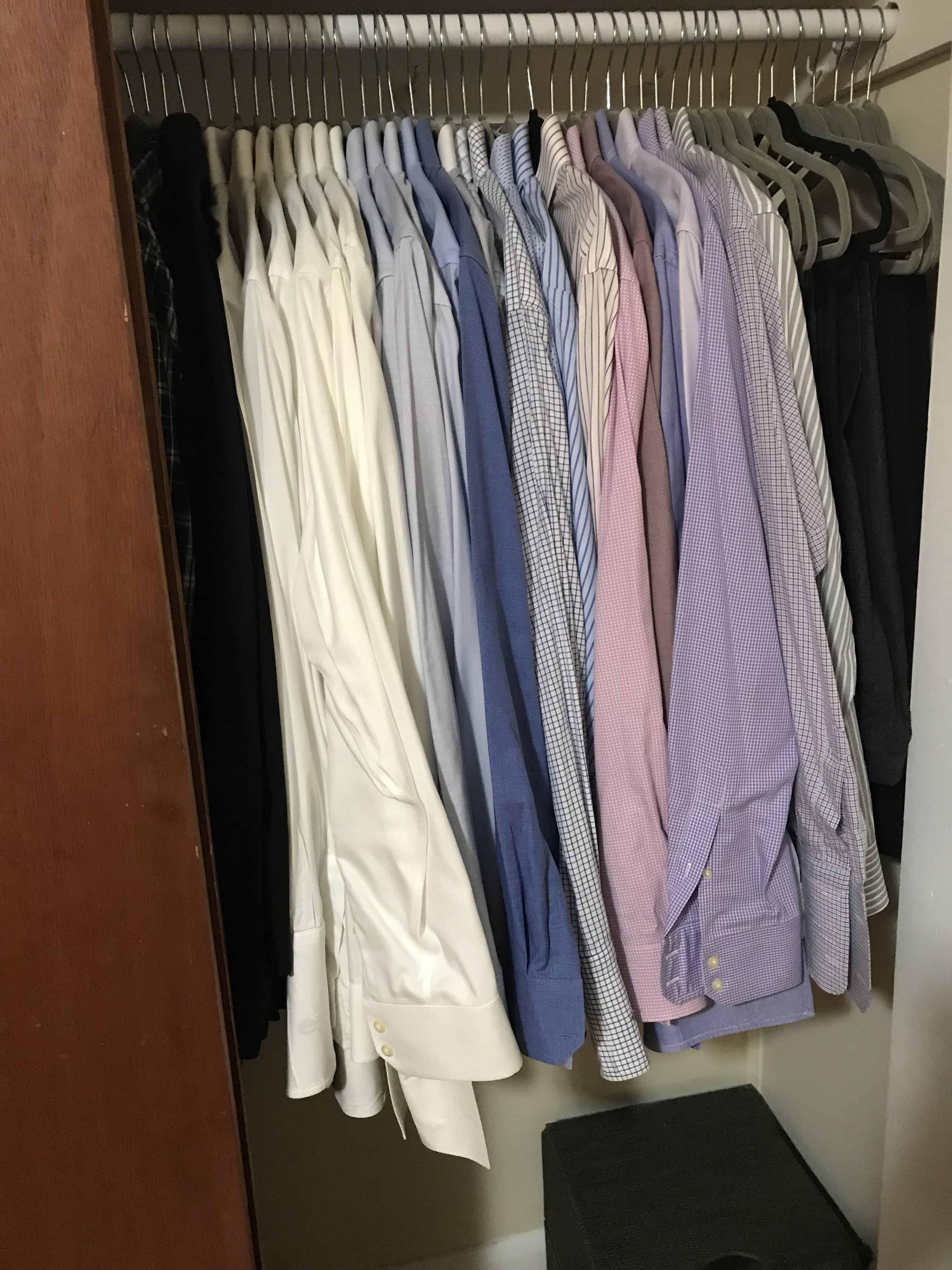 Client Style Profile: Men's Closet Edit
