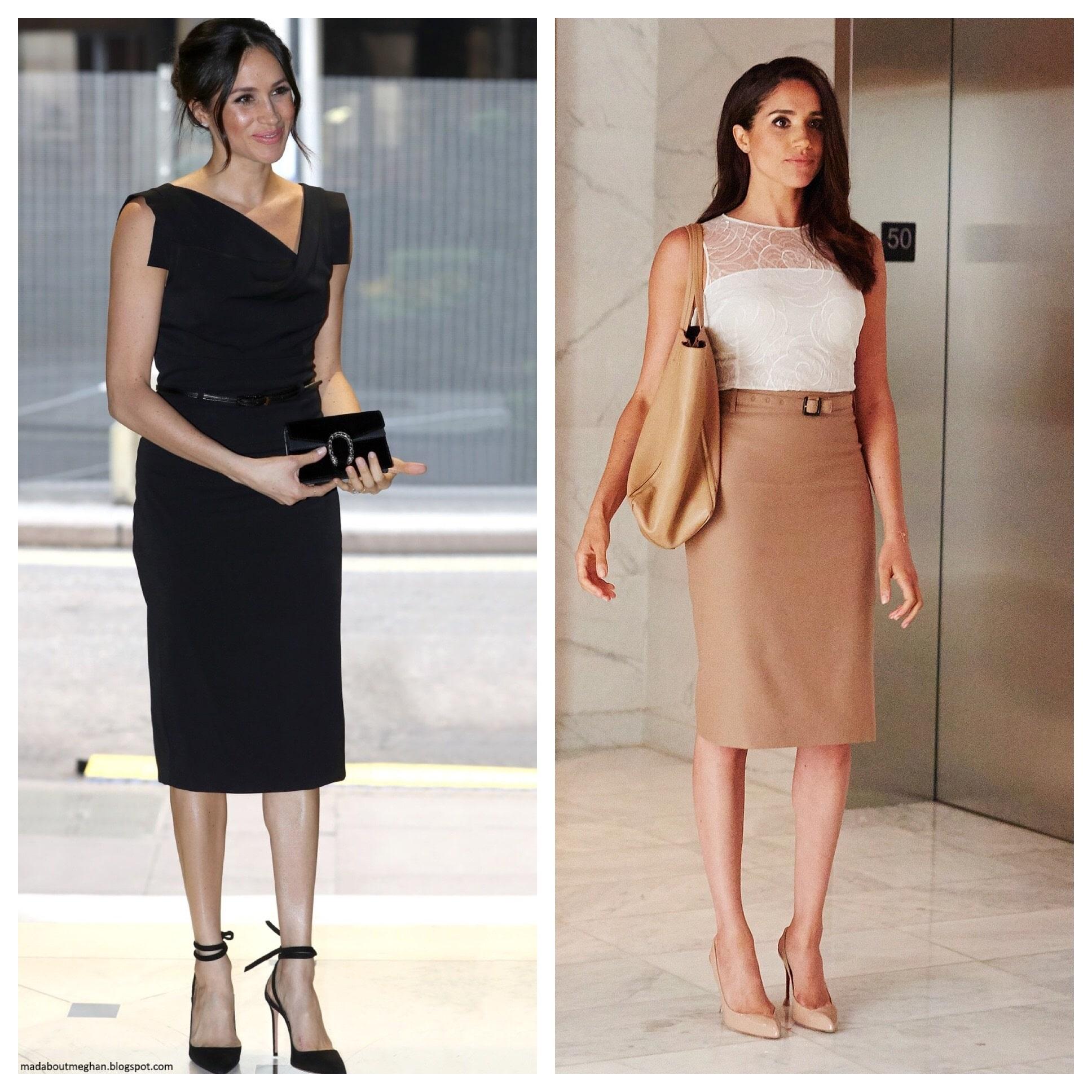 Celebrity Style Meghan Markle