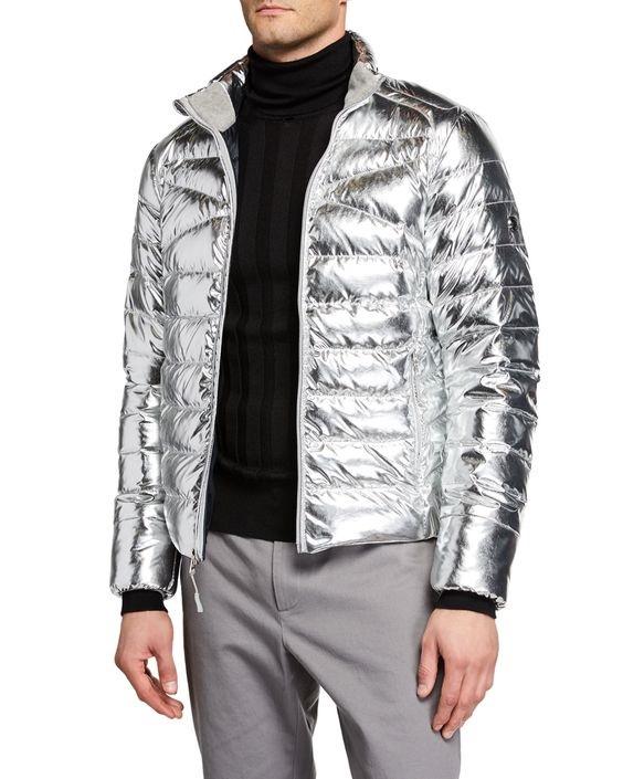 Break the Winter Chill…Men's Winter Coats