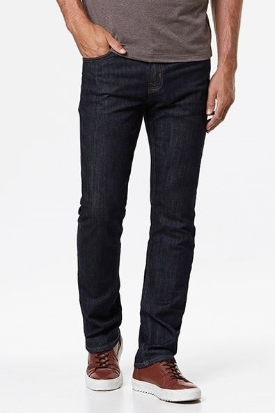 Men's Style Essentials, great fitting men's jeans, men's dark jeans