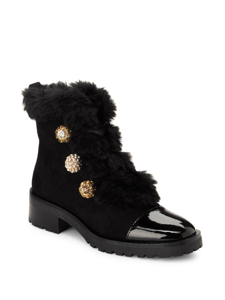 Stylish Warm Winter Boots that Make a Statement