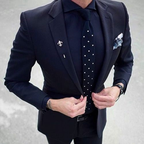 Tricks to Make a Cheaper Suit Look More Expensive, accessorize your suit