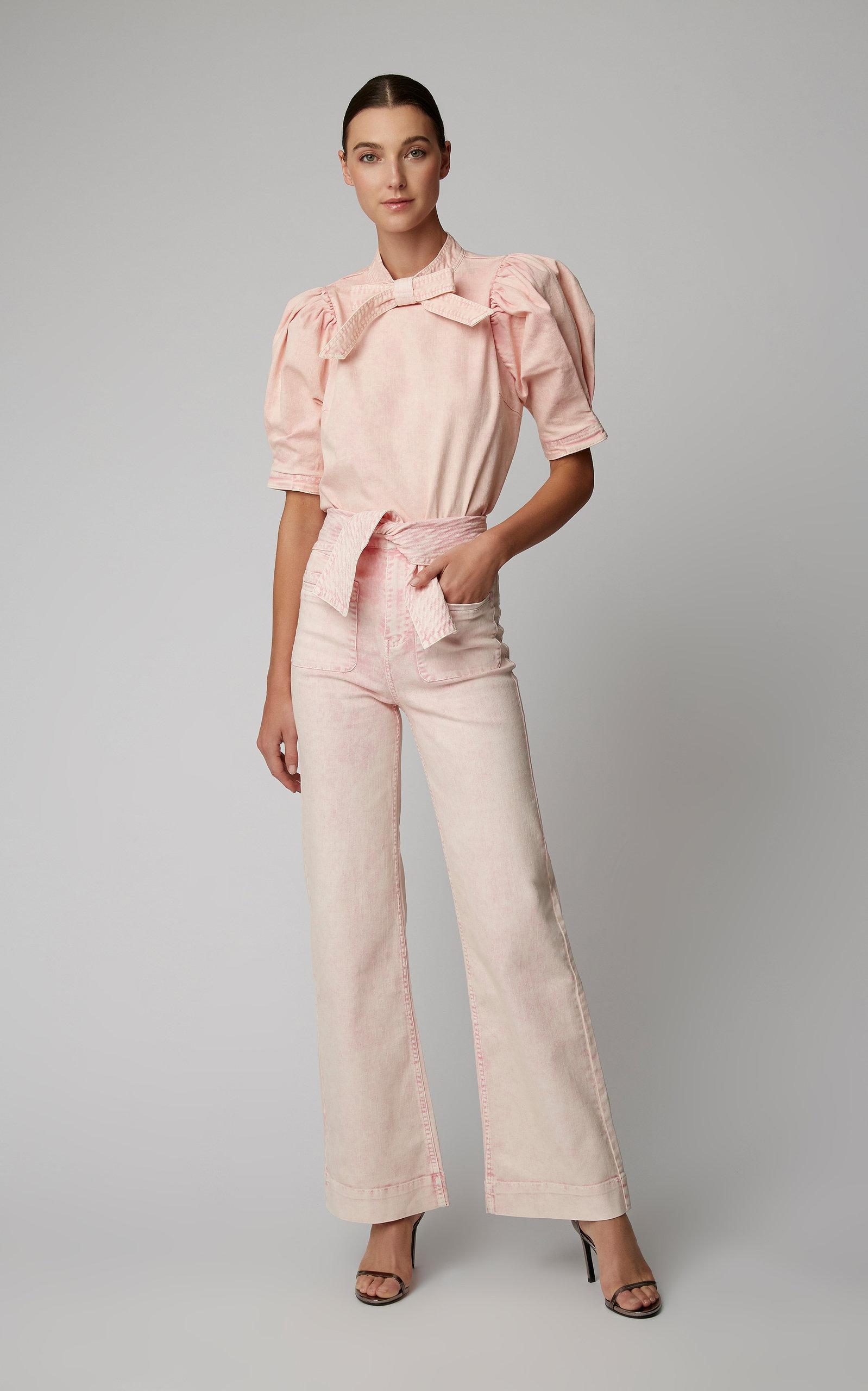 Spring Denim Must-Haves, spring colored jeans,
