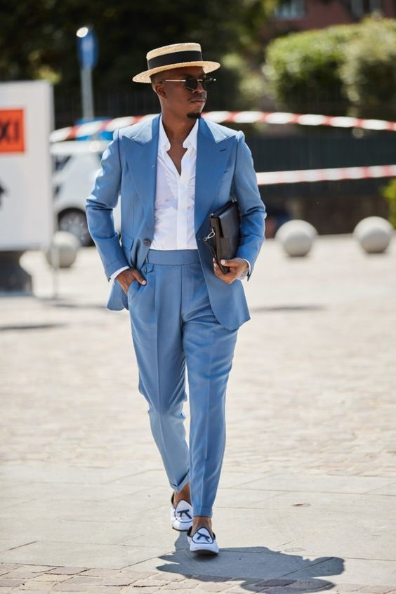 5 Must-Have Spring Suit Accessories