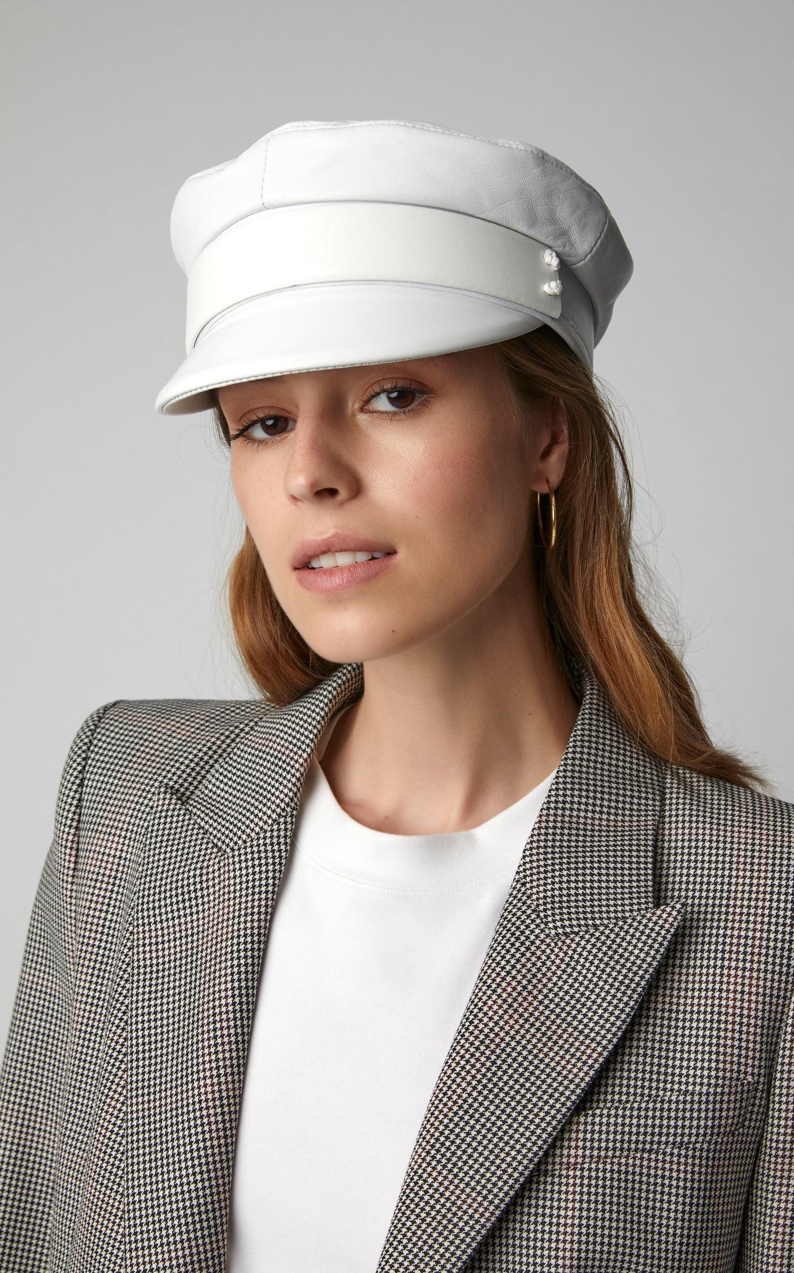 The Best Trends in Spring/Summer Hats, baker boy hat, spring hats