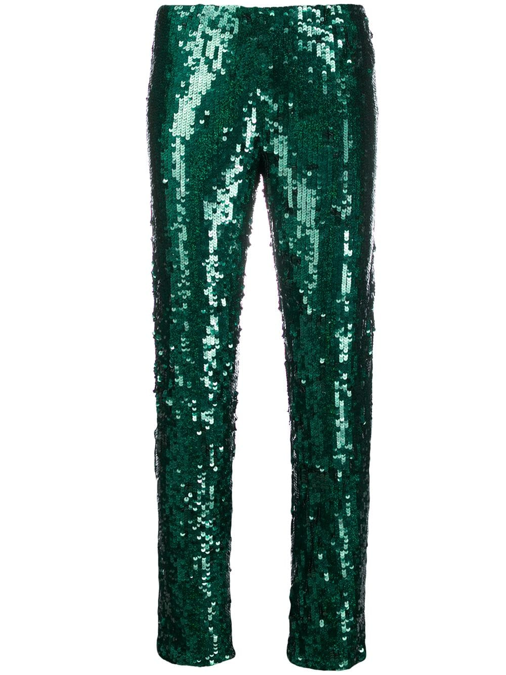 Jewel Tones for the Holidays, emerald green, P.A.R.O.S.H green sequin pants
