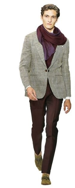 Jewel Tones for the Holidays, men's jewel tone outfit, men's burgundy outfit