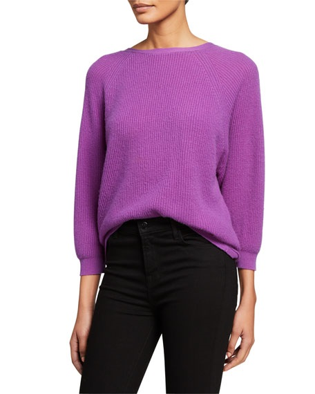 Ski Into Style...Stylish Looks for Winter Vacations, what to wear for apres ski, ba&sh crammy purple twist back sweater